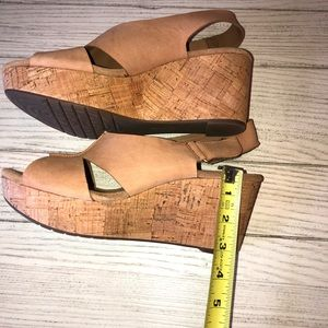 Clarks Shoes - Clarks Artisan wedge